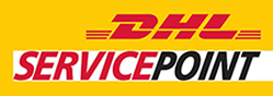 banner dhl servicepoint249