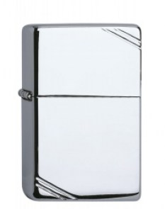 ZIPPO 260-vintage-chrome-high-polished